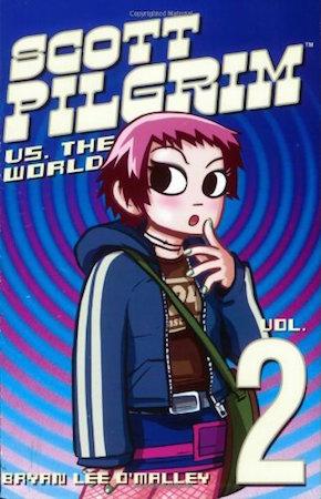 Scott Pilgrim vs. the World cover