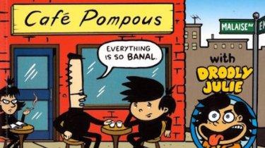 Cafe Pompous cover