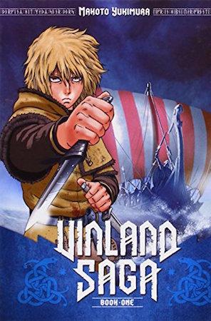 Vinland Saga Volume 1 cover