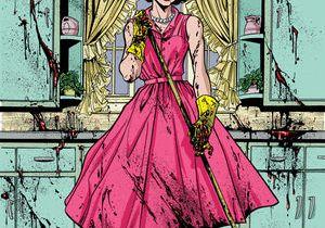 Lady Killer #1 cover