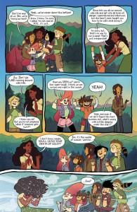 Lumberjanes #14 page 4