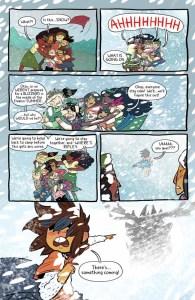 Lumberjanes #14 page 5