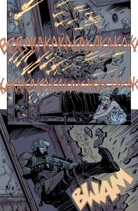 Operation S.I.N. #1 page by Rich Ellis