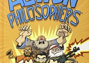 Action Philosophers! cover
