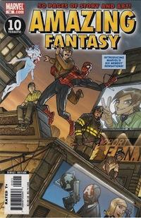 Amazing Fantasy #15 (2006)