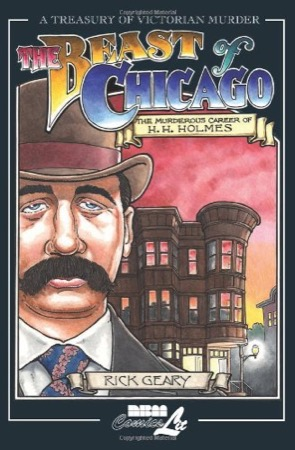 The Beast of Chicago cover