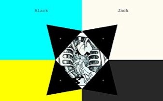 Black Jack volume 1 cover