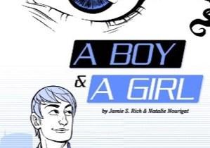 A Boy & A Girl cover