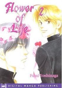 Flower of Life volume 2 cover