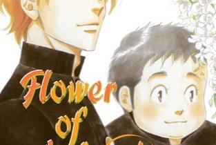 Flower of Life volume 4 cover