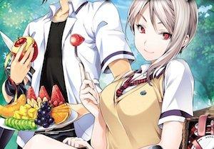Food Wars: Shokugeki no Soma volume 6 cover