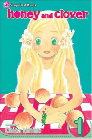Honey and Clover volume 1 cover