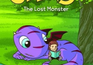 Jellaby: The Lost Monster cover