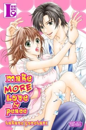 Make More Love & Peace cover