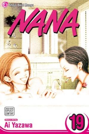 Nana volume 19 cover
