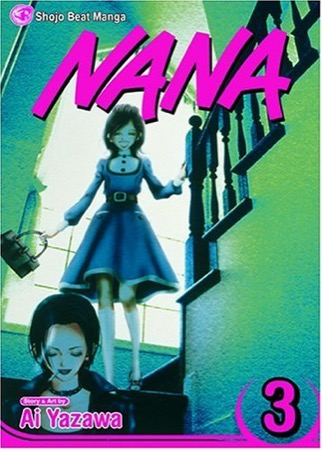 Nana volume 3 cover
