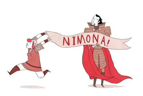 Nominee by Noelle Stevenson