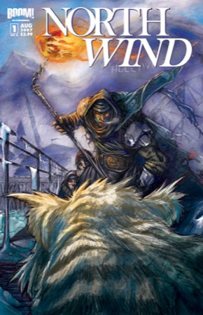 North Wind #1 cover
