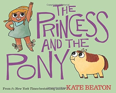 The Princess and the Pony cover