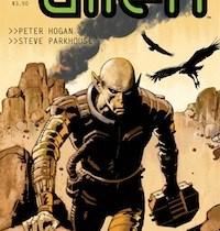 Resident Alien #0 cover