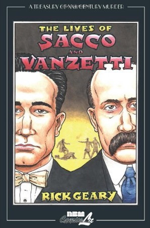 The Lives of Sacco and Vanzetti cover