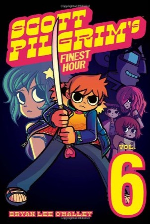 Scott Pilgrim's Finest Hour cover