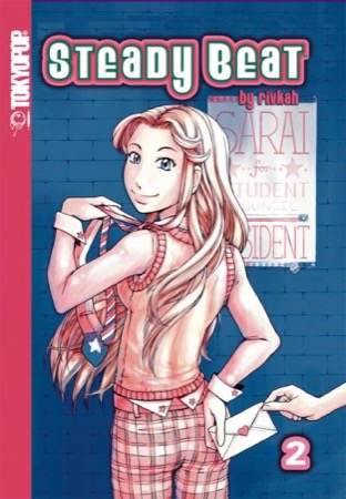 Steady Beat volume 2 cover