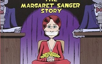 Woman Rebel: The Margaret Sanger Story cover