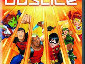 Young Justice Season 1 Volume 3 cover
