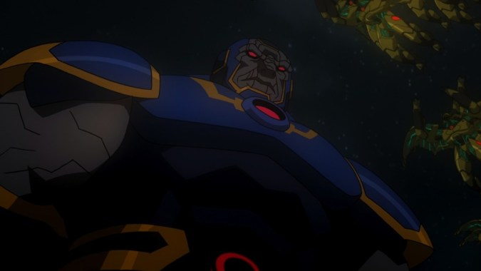 Darkseid in Justice League: War