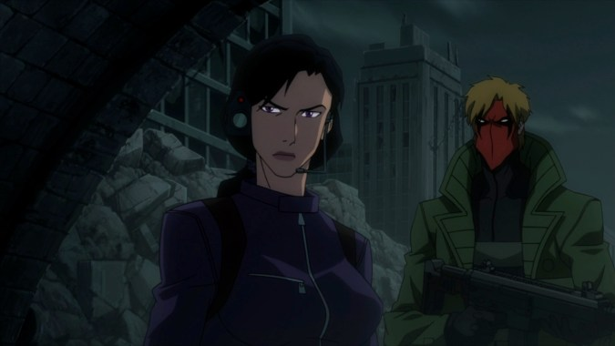 Flashpoint Lois Lane and Grifter