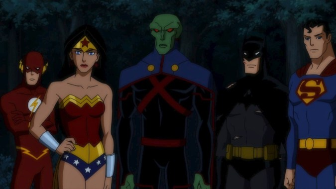 Justice League: Doom - Justice League