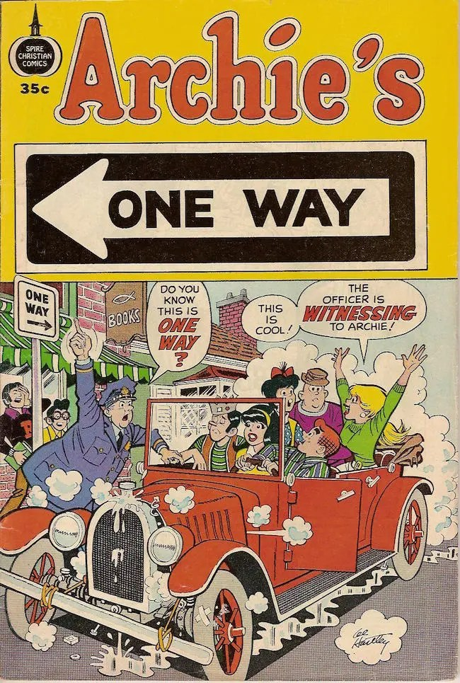 Archie's One Way