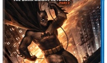 Batman: The Dark Knight Returns Part 2 cover