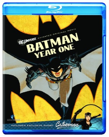 First Batman: Year One Video Clip Released