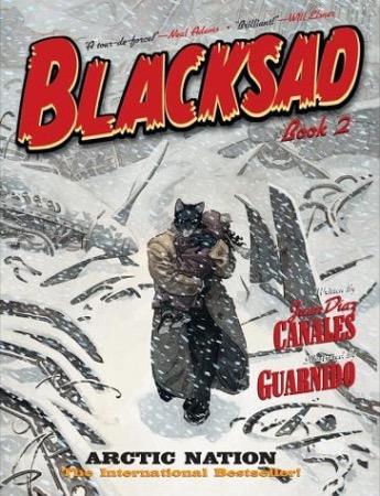 Blacksad: Arctic Nation