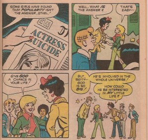 Archie's Clean Slate page