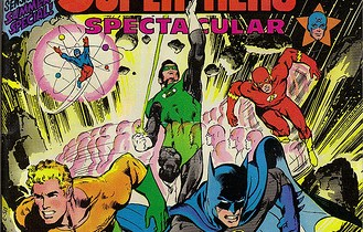 Five-Star Super-Hero Spectacular