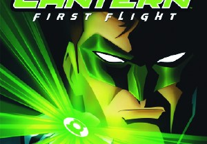 Green Lantern First Flight