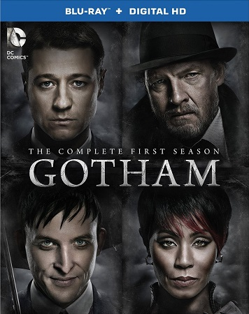 Gotham on Blu-ray