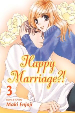 Happy Marriage?! volume 3
