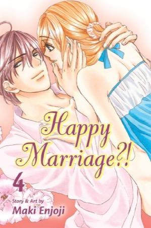 Happy Marriage?! volume 4