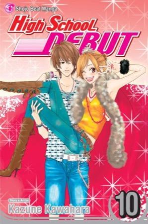 High School Debut volume 10