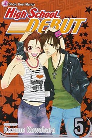 High School Debut volume 5