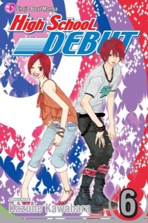 High School Debut volume 6