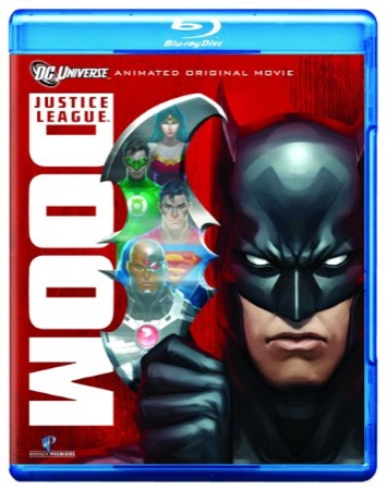 Justice League: Doom Officially Announced