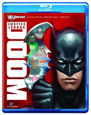 Justice League: Doom cover