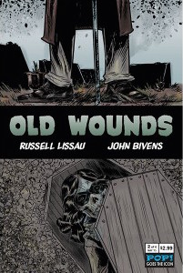 Old Wounds #2 cover