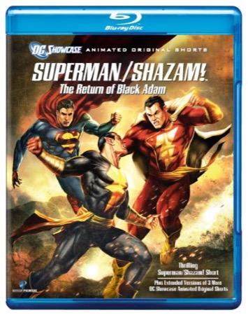 Superman/Shazam!: The Return of Black Adam — The DC Showcase Shorts Collection
