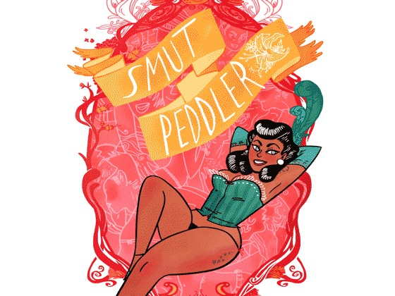 Smut Peddler cover by Emily Carroll